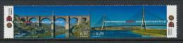 Spain 2006 Edifil # 4263-4264. Puentes Ibericos, Pair, MNH (**) - 2001-10 Ungebraucht