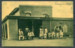 Quetta - Mission Hospital - Pakistan