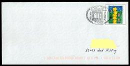 71297) BRD - SoST Auf Michel USo 21 A I - 71063 SINDELFINGEN 1 Vom 25.10.2002 - Briefmarkenbörse, 125 J. Thurn Und Taxis - BRD