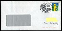 71299) BRD - SoST Auf Michel USo 21 B I B - 45127 ESSEN Vom 15.12.2002 - Weihnachtsmarkt, Weihnachtsbaum - BRD