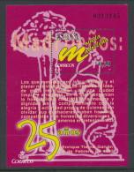 Spain 2007 Edifil # SH 4320. Movida Madrileña, HB/SS, MNH (**) - 2001-10 Ungebraucht
