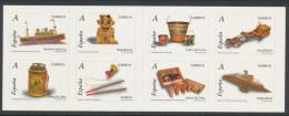 Spain 2008 Edifil # 4168C.  Juguetes  Booklet/Carnet, MNH (**) - 1931-Oggi: 2. Rep. - ... Juan Carlos I