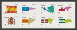 Spain 2009 Edifil # 4446C. Autonomias, Booklet/Carnet, MNH (**) - 2001-10 Nuovi