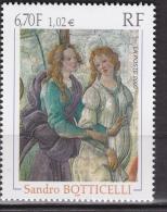 France - 2000 - Oeuvres D´ Art - Sandro Botticelli - N° 3301  - Neuf ** - MNH - Non Classificati