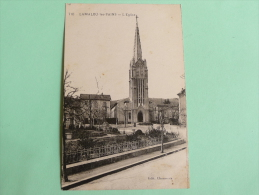 LAMALOU LES BAINS - L'Eglise - Lamalou Les Bains