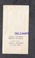 - TREMONT Sur SAULX - Image Religieuse De Michèle THIEBAUX Le 8 Juin 1958 - Eglise Saint Memmie - Images Religieuses