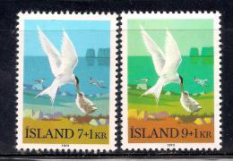 Iceland 1972 SC# B23-B24 - 1944-... Republic