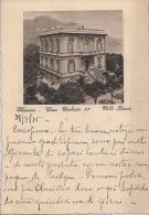R7 414 - CHIAVARI - C. UMBERTO 23 - VILLA PUCCIO - GENOVA - VG. - A. 1935 - Genova (Genoa)