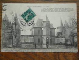 Château De BELLEVUE Près Sedan ( Winling ) - Anno 1909 ( Zie Foto Details ) !! - Sedan