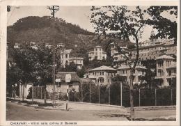 R7 431 - CHIAVARI - VILLINI NELLA COLLINA DI BECEZZA - GENOVA - VG. - A. ´40 - Genova (Genoa)