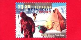 AUSTRALIA  - USATO - 1997 - Australian Antarctic Territory - ANARE: Remote Field Camp - 1.20 - Usati