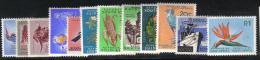 Z816 - SUD AFRICA , ORDINARIA N. 248/260  *** Manca Il Solo N. 252 - Sud Africa (1961-...)