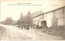 CPA Villers DAUCOURT @ PRES HOPITAL @ - Sin Clasificación