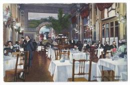 TUNIS (Tunisie) - Salle De Restaurant Du TUNISIA PALACE HOTEL - Photo Lehnert & Landrock - Animée - Túnez