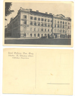 GRAZ, Hotel GOLD BIRN Did Not Travel EXTRA RARE - Graz