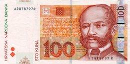 Croatia 100 Kuna Note 2002 XF - Croatia
