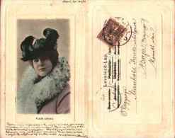 Artiste Femme 1900 Hongrie - Fedàk Sàrika, Costume - Artisti