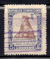 Dominican Republic 1951 SC# 446 - Dominican Republic