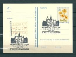 Oostenrijk, 05/09/1992  Werbeschau Skv Feuerwehr - WIEN  (GA9797) - Brandweer