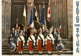 CP  87  SAINT- JUNIEN      44  -          OSTENSIONS  DE  SAINT -JUNIEN - Saint Junien