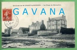50 SAINT-VAAST-la-HOUGUE - La Plage De Morsaline - Saint Vaast La Hougue