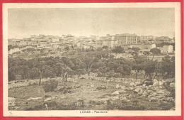 CARTOLINA VIAGGIATA ITALIA - LURAS (OT) Ex - SASSARI - Annullo Luras 07 - 04 - 1940 - Olbia