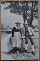 Österreich Austria 1953, Folklore - Trachten - Zillertaler 'Tirol', Used - Kostums