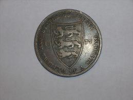 Jersey 1/12 Shilling 1877 (5078) - Jersey