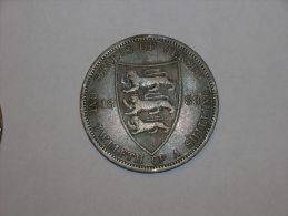 Jersey 1/12 Shilling 1888 (5079) - Jersey