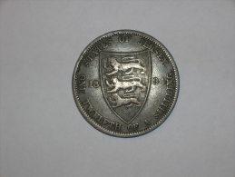 Jersey 1/12 Shilling 1894 (5080) - Jersey