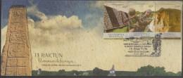 Mayan Calendar, Astronomy Mathematics Pre-Columbian Civilization Mayan Glyphs FDC Guatemala - Astronomie