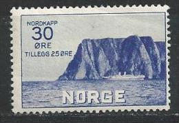 Norvège 1930 N° 153 Neuf* VLH Cap Nord - Nuovi