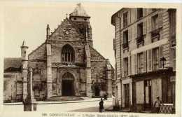 91 LONGJUMEAU - L´Eglise Saint-Martin - Longjumeau