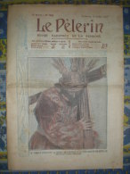 LE PELERIN 12/ 04/ 1903 ESPAGNE SEVILLE CANADA MONTCALM DUCHESSE AOSTE OUGANDA AFRIQUE A LEMOT - Libros, Revistas, Cómics