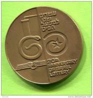 M0501 Israel -  25 (!) Medaillen, Siehe Scans - Israel