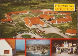 Ambleteuse-village Vacances-léo Lagrange-cpm - France