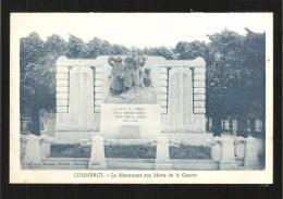 Commercy  Monument  Aux Morts - Monumentos A Los Caídos