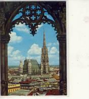 WIEN - Stephansdom Und Blick über Wien - Wien Mitte