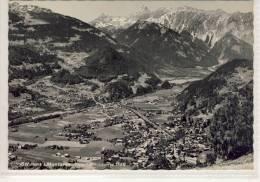 SCHRUNS Im Montafon    Panorama, Flugaufnahme, Luftbild - Schruns