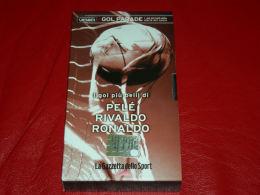 VHS-GOAL PARADE (Pelè Rivaldo Ronaldo) - Sports