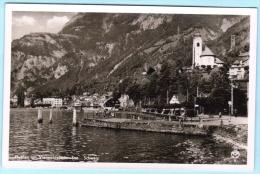 SCHWEIZ SWITZERLAND SUISSE - (KF) - Fluelen Am Vierwaldstättersee  (2 Scan) (5690AK) - UR Uri