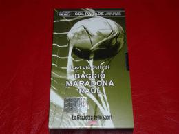 VHS-GOAL PARADE (Baggio Maradona Raul) - Sports
