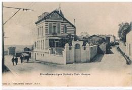 42 - CHAZELLES Sur LYON - Chalet Moretton - - Sonstige Gemeinden
