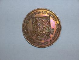 Jersey 1/12 Shilling 1960 (5090) - Jersey