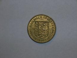 Jersey 1/4 Shilling 1957 (5094) - Jersey