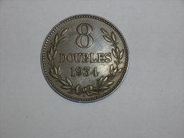 Guernsey 8 Doubles 1934 (5097) - Guernsey