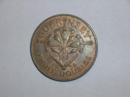 Guernsey 8 Doubles 1956 (5098) - Guernsey