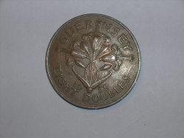 Guernsey 8 Doubles 1959 (5099) - Guernsey
