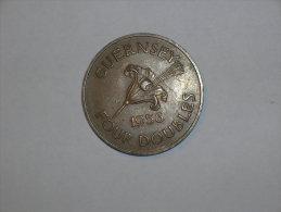 Guernsey 4 Doubles 1956 (5100) - Guernsey