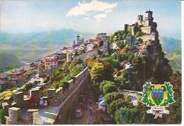S. MARINO   Republica Di .... Panorama - San Marino